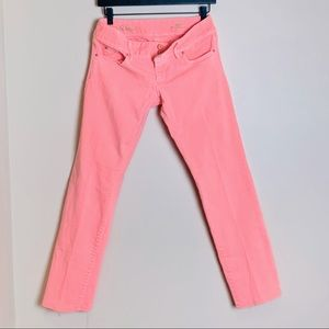 Lilly Pulitzer | Worth Straight Jean size 0